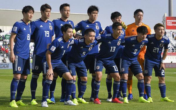 サッカー日本代表 アジアカップ