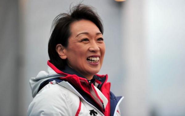 橋本聖子副会長
