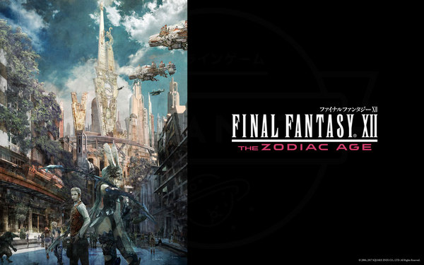 FF12 ファイナルファンタジー12 Final Fantasy XII THE ZODIAC AGE