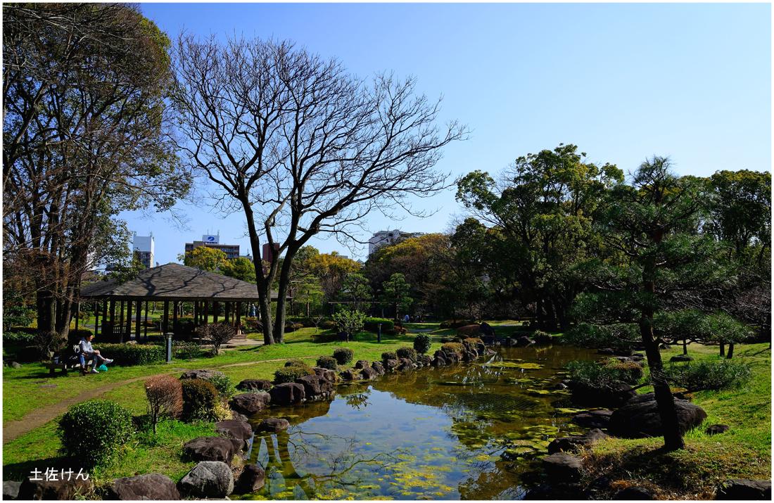 藤田邸公園2