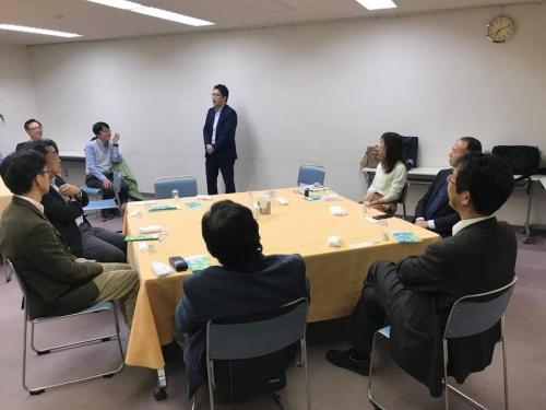 第7回井戸端会議(2018.4.11)2