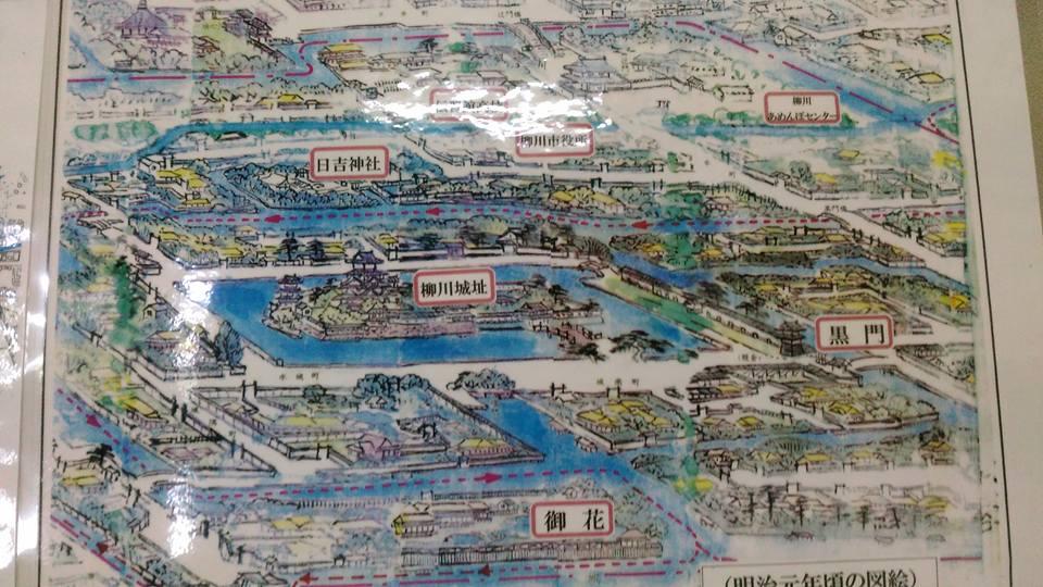 運河計画⒏