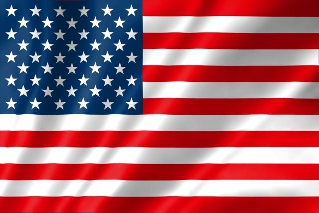 米国 USA 星条旗
