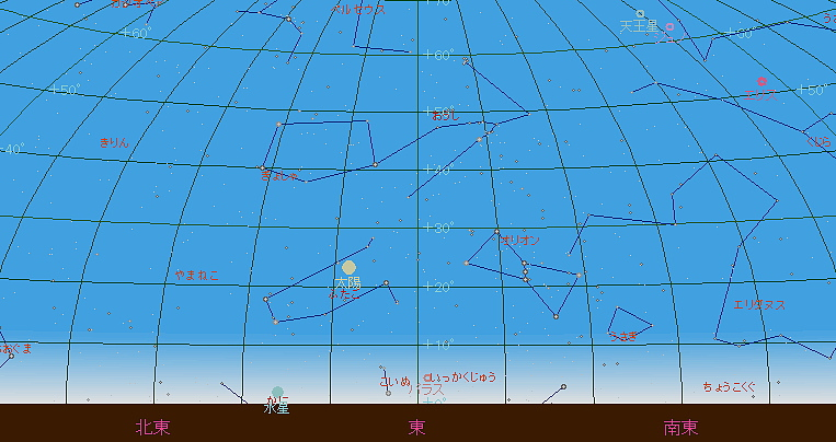 20180702 半夏生星図