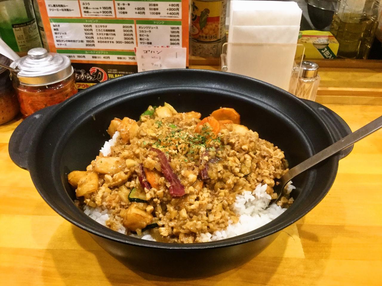 カレーの力 茅ヶ崎(大皿)
