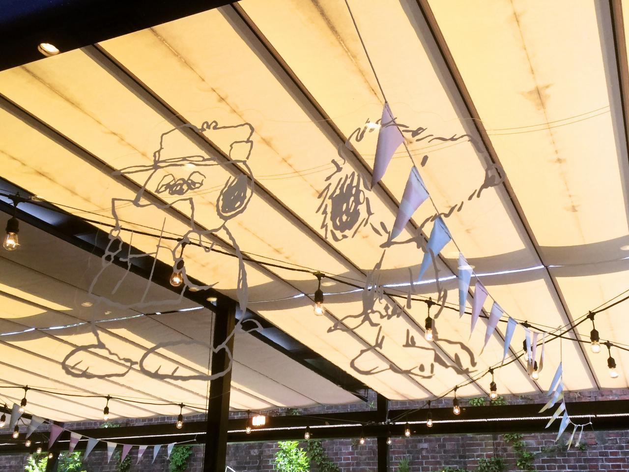 Cafe Blanket(店内)