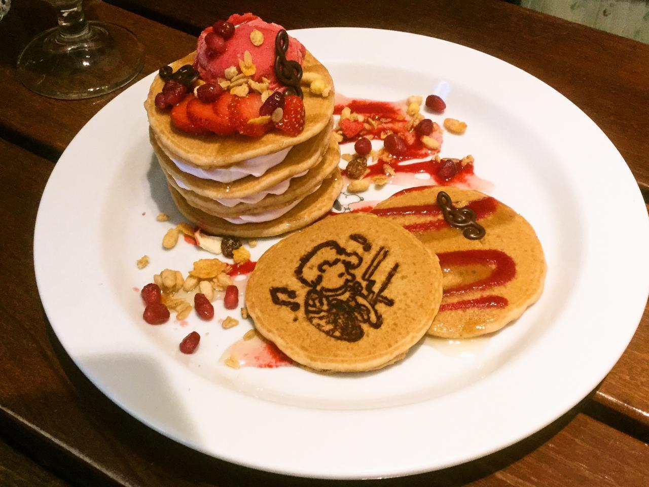 Cafe Blanket(料理)