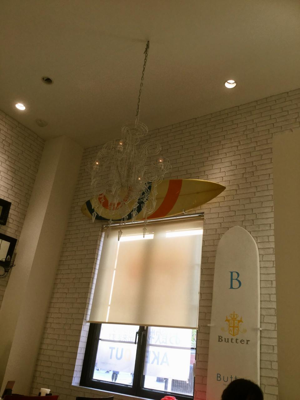 Butter 三井アウトレットパーク多摩南大沢(店内)