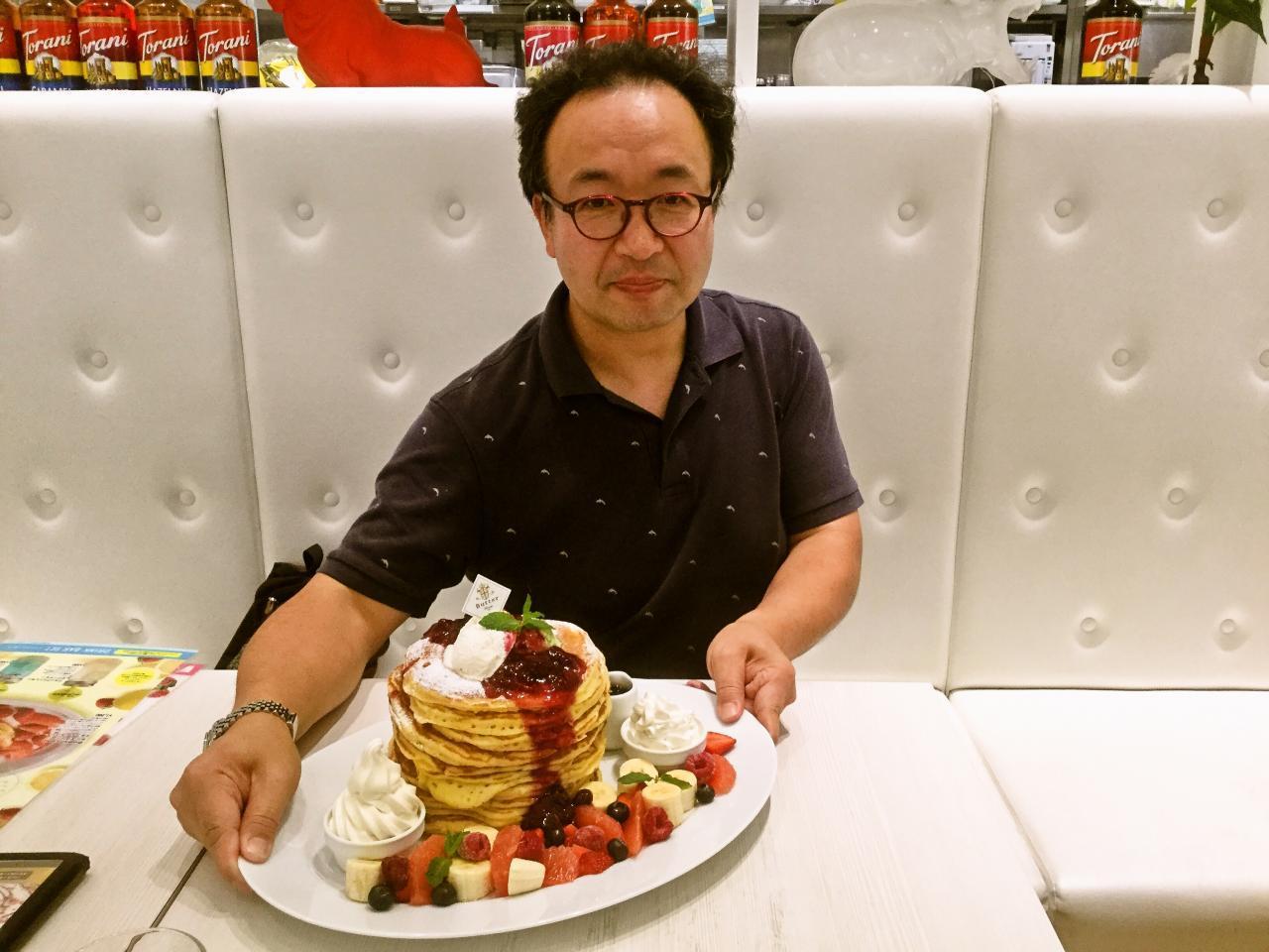 Butter 三井アウトレットパーク多摩南大沢(タワーパンケーキ)