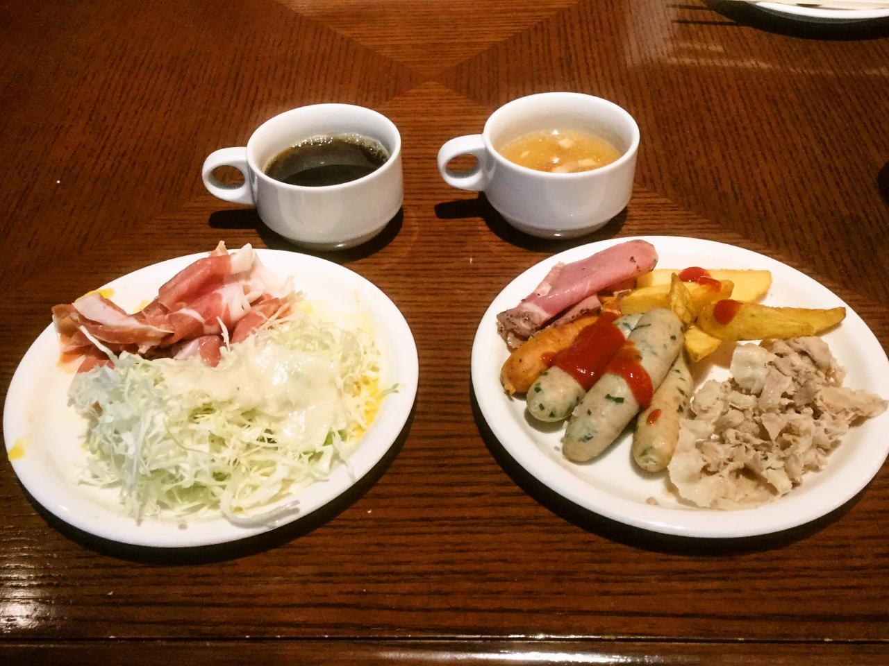 バルマルシェコダマ ステーキ&ロブスター アトレ目黒店(食べ放題)