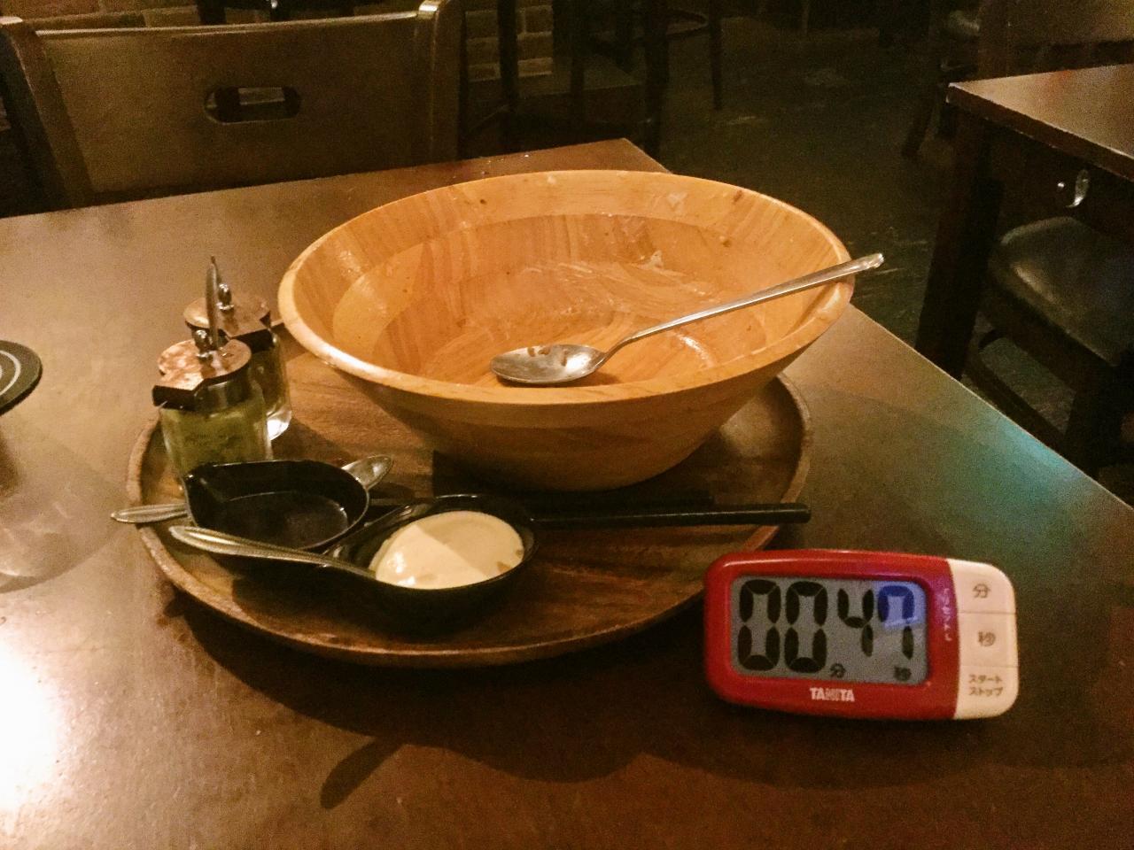 ステーキ&ジントニック(ローストビーフ丼)
