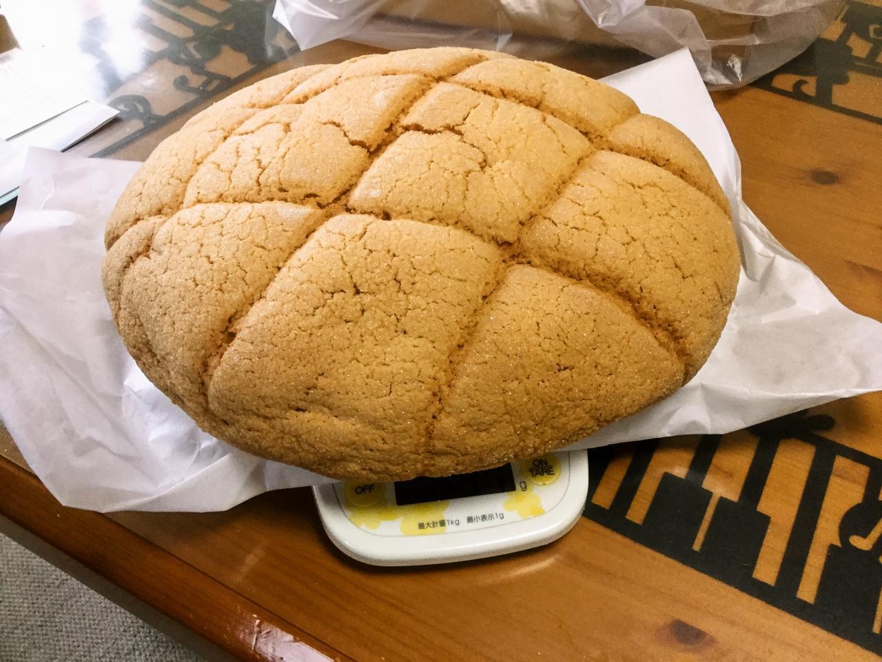 カラヘオ藤沢店(Wスーパーメロンパン)