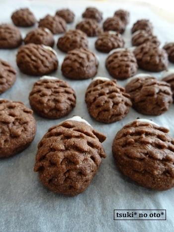 ハリネズミクッキー2