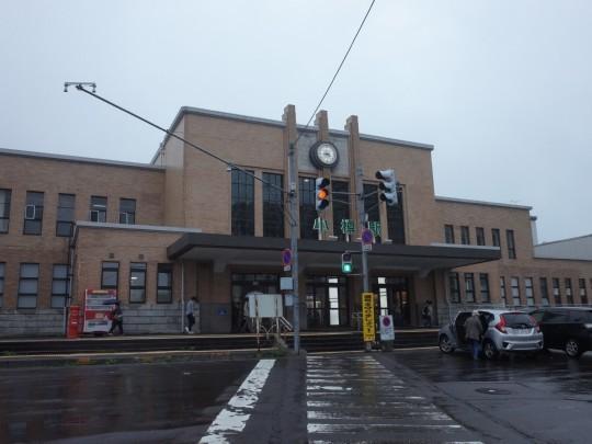 小樽駅115年11