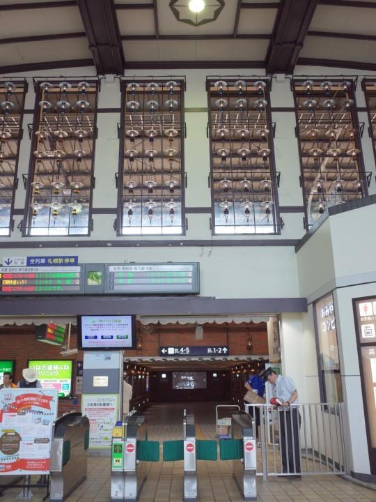 小樽駅115年21
