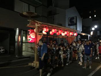 180725 祇園祭2018鷹山神楽日和