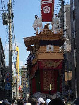 180725 祇園祭2018大船鉾