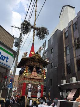 180723 祇園祭山鉾巡行