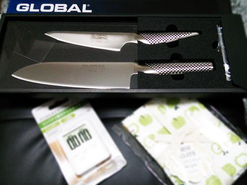 GLOBAL グローバル 三徳3点セット GST-B46 GLOBAL包丁 包丁 三徳包丁 ペティーナイフ シャープナー