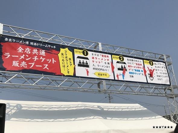 奈良ラーメン博 関西ドリームマッチ