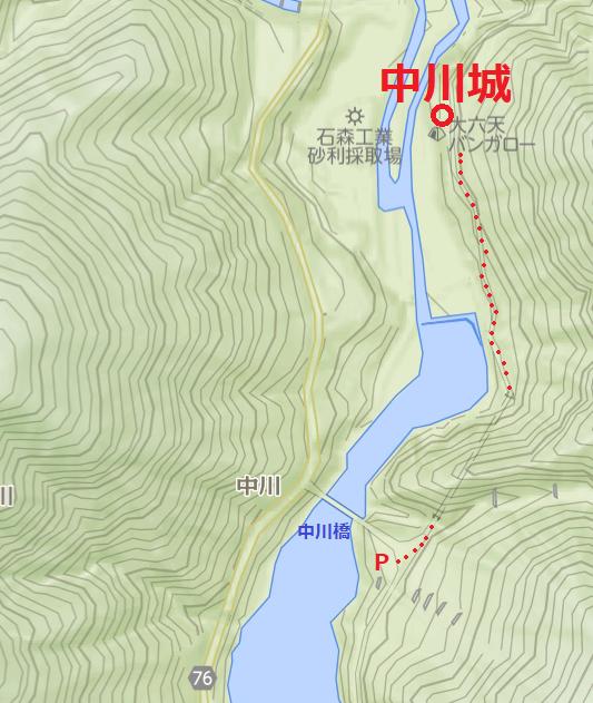 中川アクⅡ