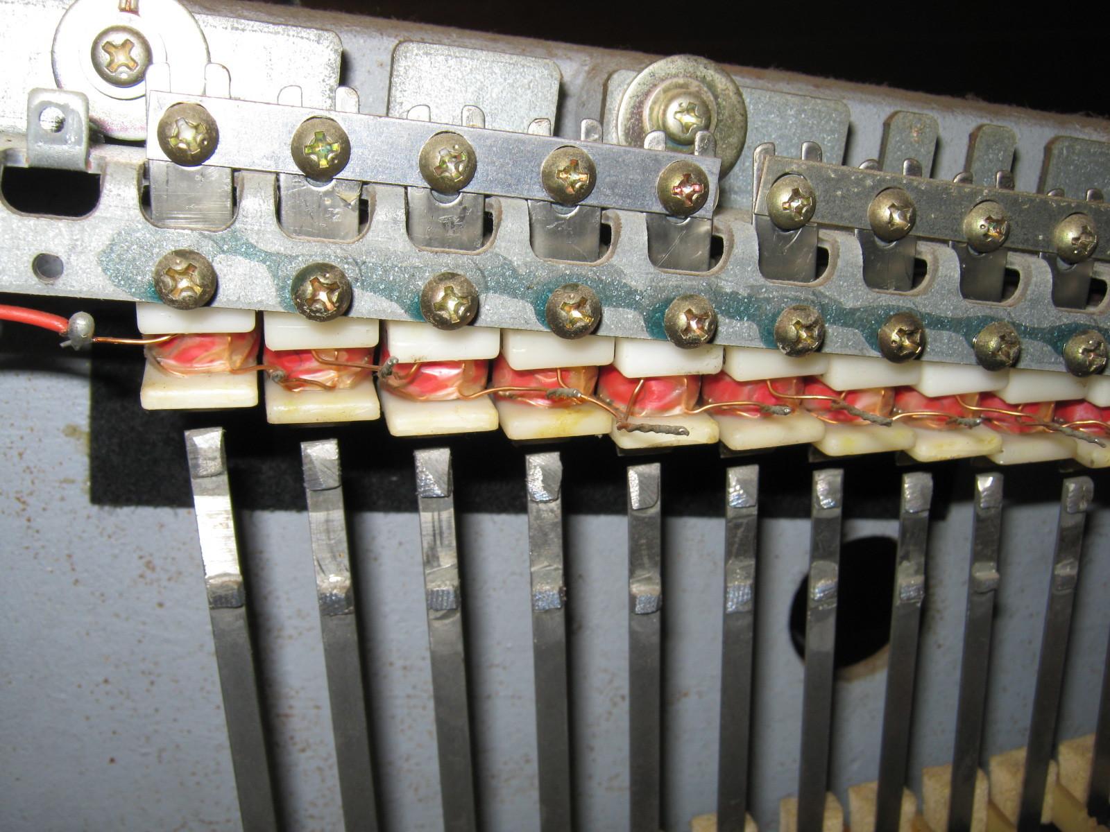 COLUMBIA電気ピアノ(抵抗不良)音源2