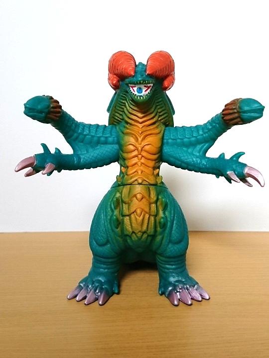 ウルトラ怪獣シリーズ ガーゴルゴン0