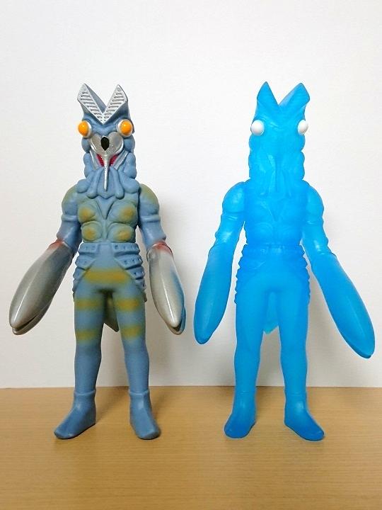 ウルトラ怪獣シリーズ バルタン星人 分身カラーver2