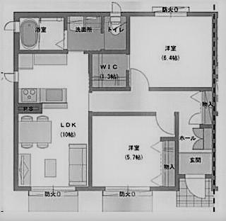 s-小和田1丁目新築平屋(サンライズ)