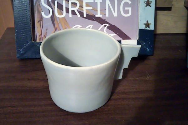 ディスプレイ用のMug Cup。