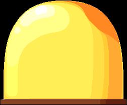 壁(黄色)