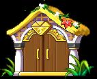ドア(ゴールドビーチ)
