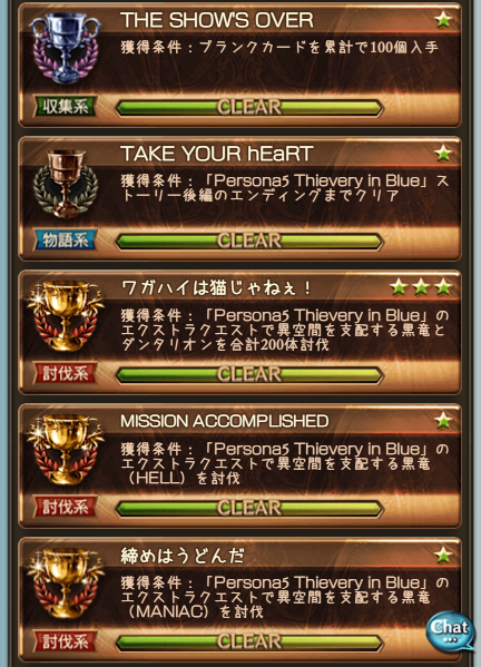 ぐらぶるp5武器3