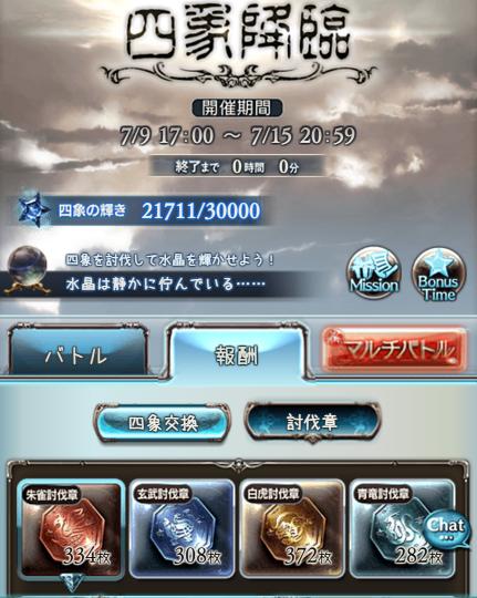 ぐらぶる四象1