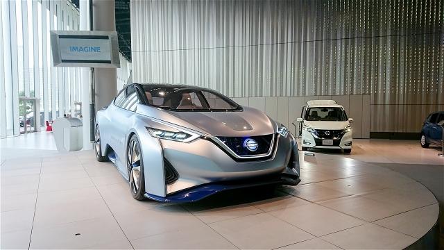日産ギャラリー コンセプト車