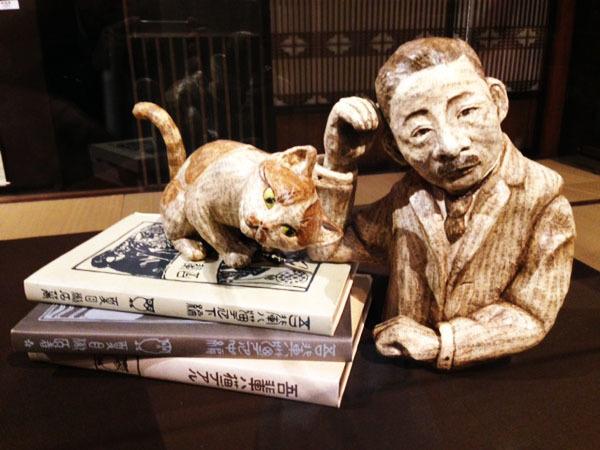 古文庫本で作った漱石と猫
