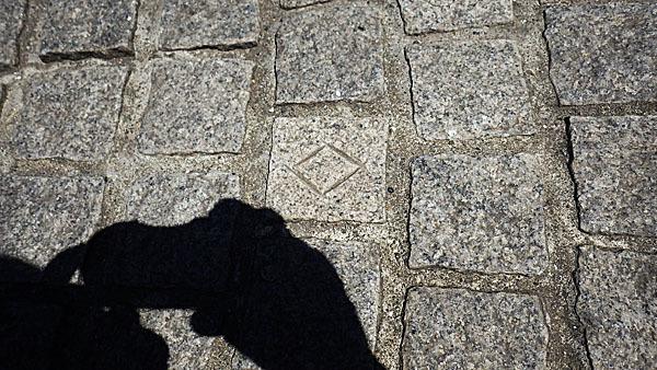 ピンコロ石 ダイヤマーク