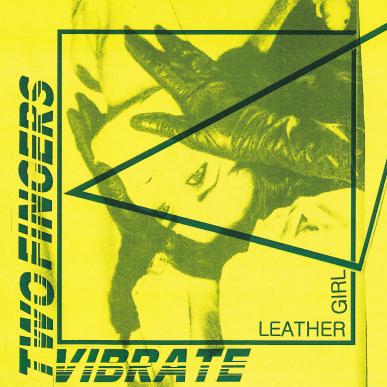 LeatherGirlジャケ