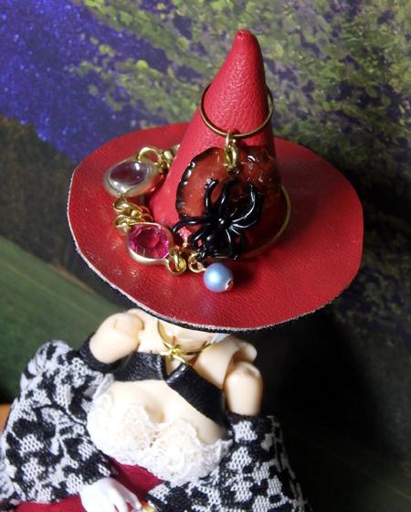 30_10_1 メガミデバイス用・ハロウィンの魔女ドレス 6