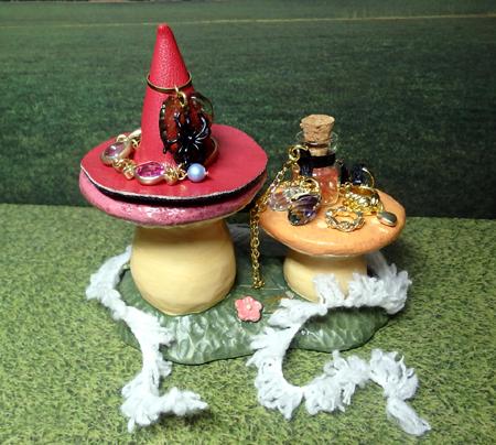 30_10_1 メガミデバイス用・ハロウィンの魔女ドレス 12