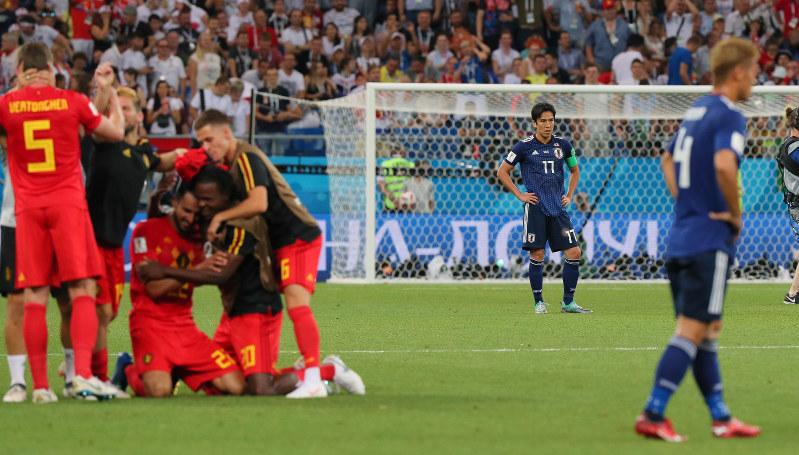 【W杯】日本vsベルギー、うっかりサッカー史上屈指の名勝負に選ばれてしまう