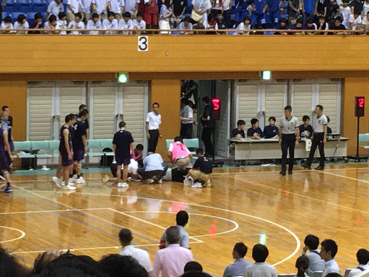 【悲報】宮崎のバスケ部員さん、審判にブチギレKOしてしまう