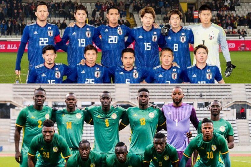 1日前「日本ほど弱い国はない」今「セネガル強いな、大丈夫か?」
