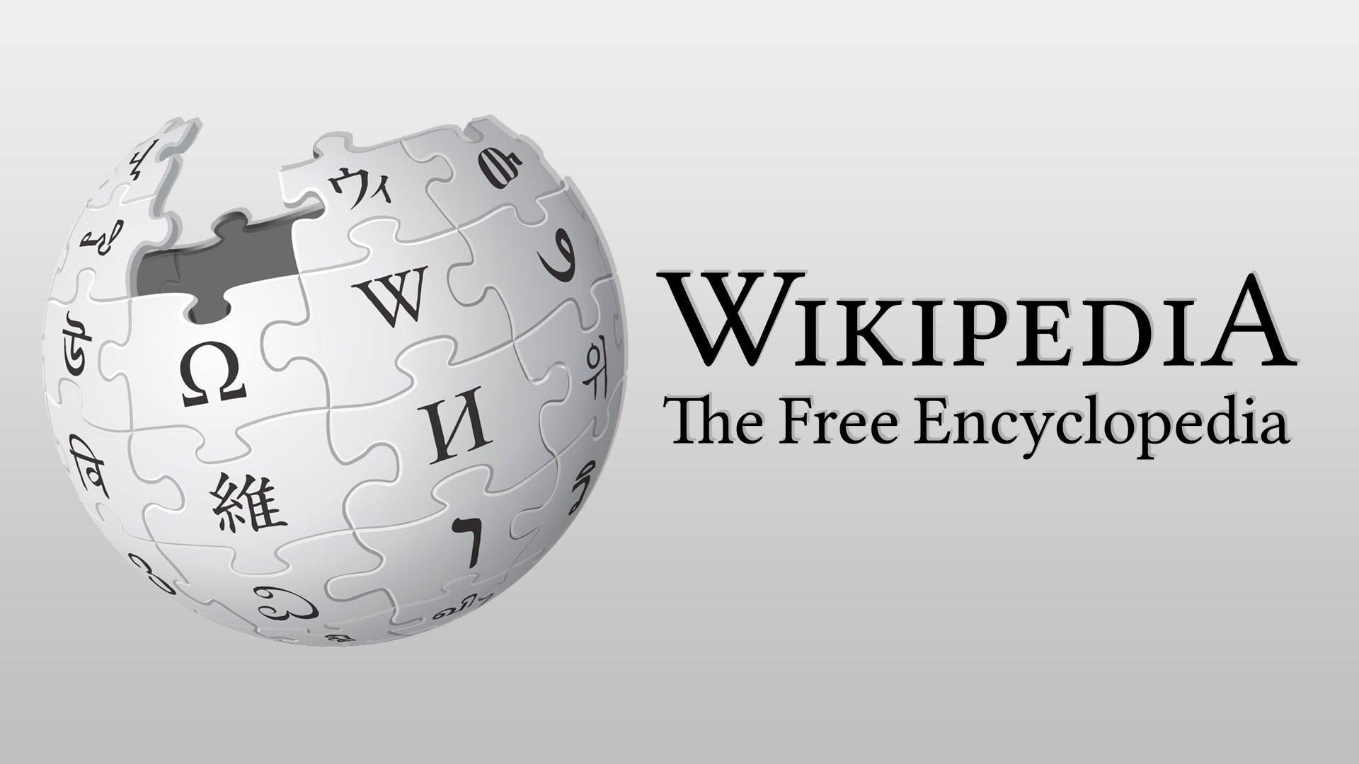 Wikipedia」「ニコニコ大百科」...