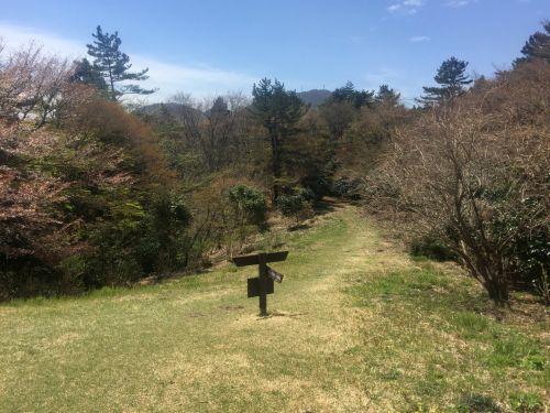 浅間山に到着