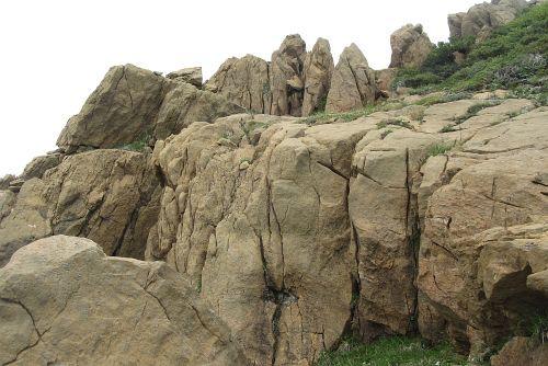 蛇紋岩の風化