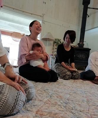 最終 ハーブ お母さん&赤ちゃん&さおさん