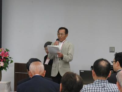 3 市長メッセージ代読 松田