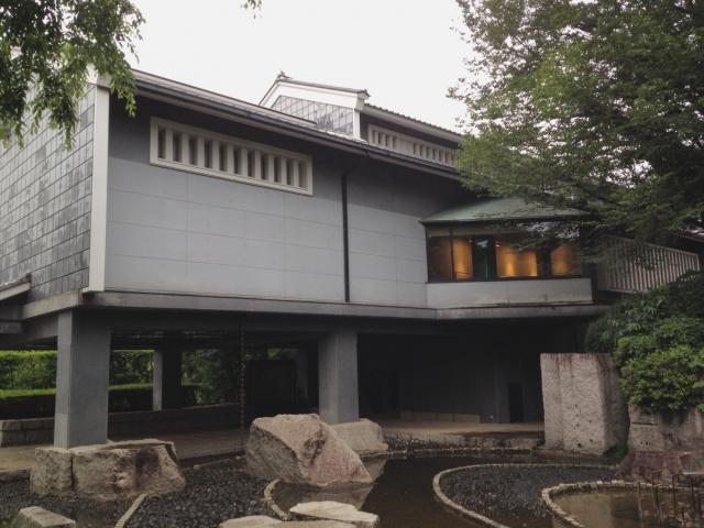 古河歴史博物館。