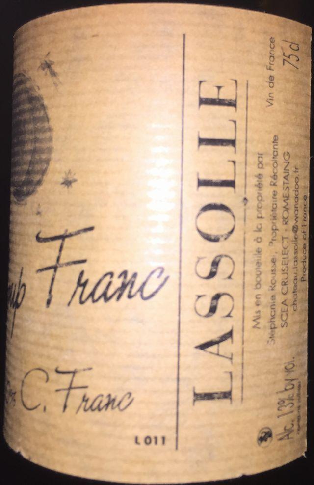 Coup Franc Lassolle 2011 part2